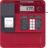 Casio SEG1 Red Cash Register Till