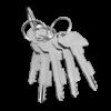 Cash Register Keys For Sam4S NR-510R