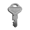 Master Key For XE-A137. Turns To All Modes And Locks/unlocks The Cash Drawer.