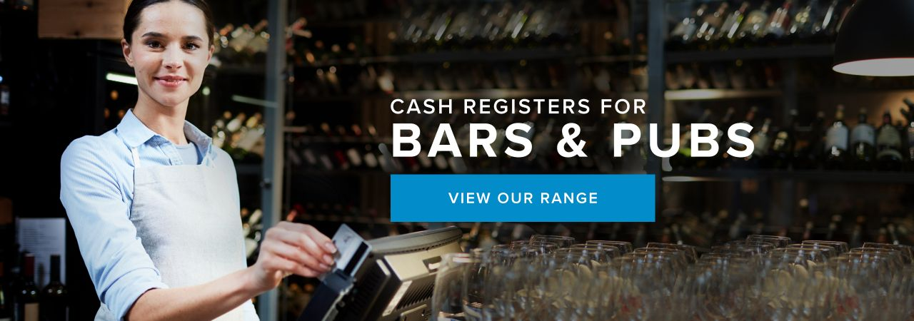 Cash Registers for Bars and Pubs