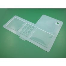 Silicon Keyboard Wetcover To Fit Sam4s Nr-510rb