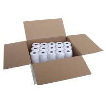 57mm X 40mm Thermal Till Rolls. Box Of 20. (17m Of Paper Per Roll)