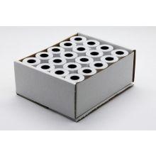 57mm X 30mm Thermal Till Rolls. Box Of 20 (8m Of Paper Per Roll)