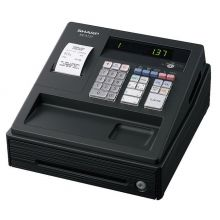 Sharp Cash Register XEA137B Black