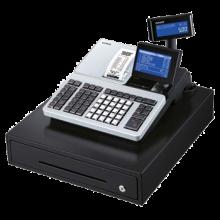 Casio SRS500 Silver Cash Register Till