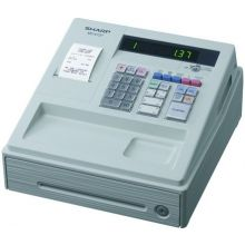 Sharp Cash Register XEA137W White