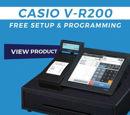 Casio V-R200 Epos System
