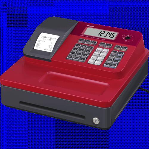 Casio SEG1 Red Cash Register Till