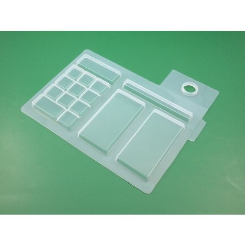 Silicon Keyboard Wetcover To Fit Sharp Xea107