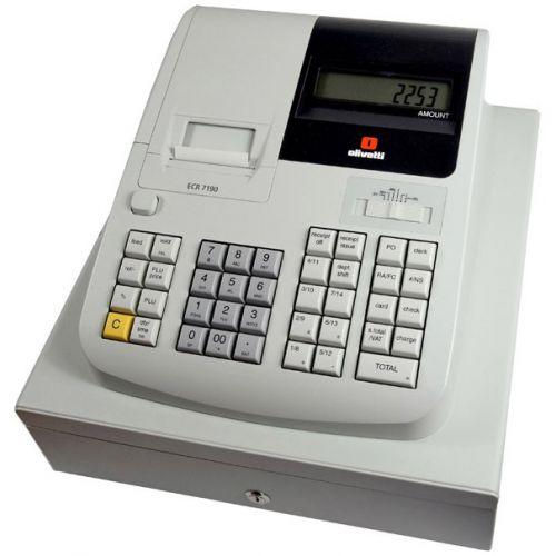 Olivetti ECR7190 Cash Register Till