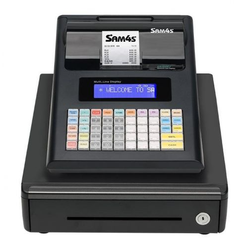 Sam4s ER230EJ Portable Cash Register Till And Cash Drawer Bundle