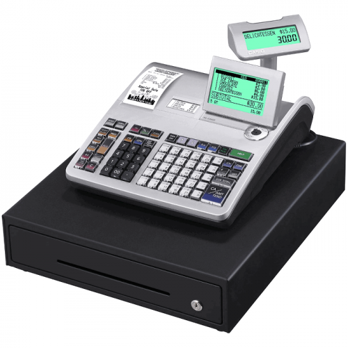 Casio SES3000 Cash Register Till