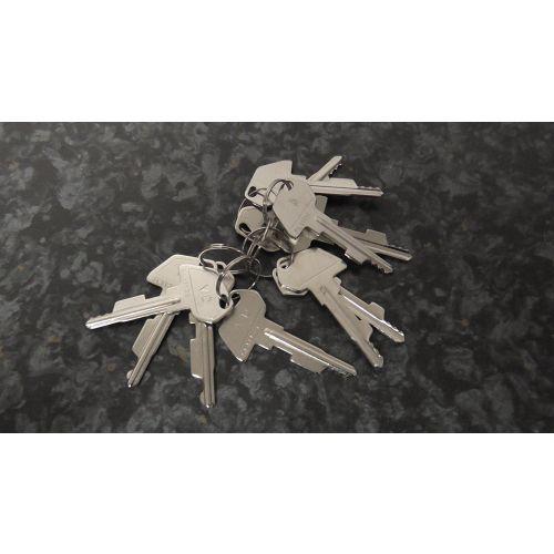 Set Of Keys For Nr And Er Range