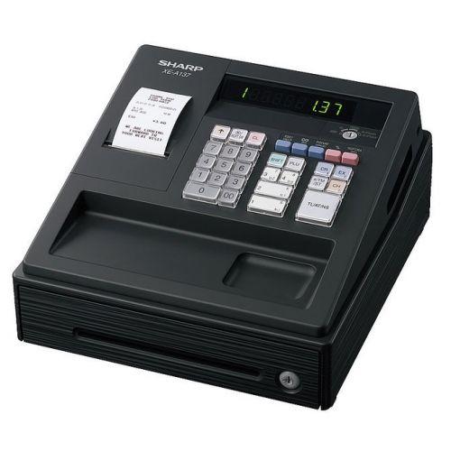 Sharp Cash Register XEA137B Black