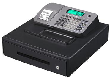 Casio SES100 Silver Cash Register Till