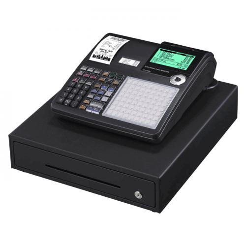 Casio SEC3500 Black Cash Register Till
