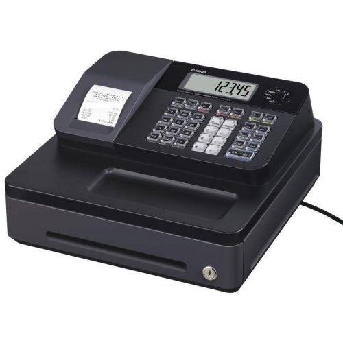 Casio SEG1 Black Cash Register Till
