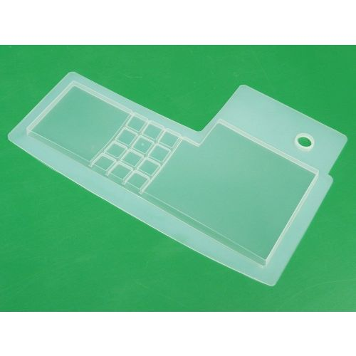 Silicon Keyboard Wetcover To Fit Sharp Er A310 / A320 / A330 /  A440 / A450