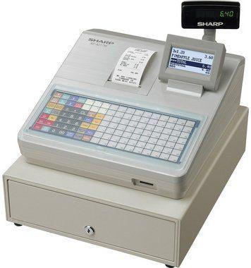 Sharp Cash Register XEA217W White