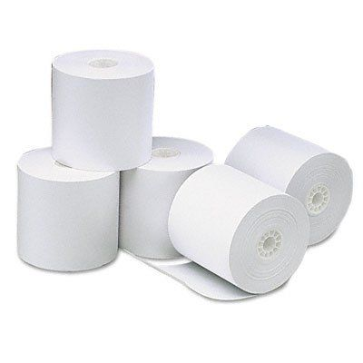 80mm X 44mm Thermal Till Rolls. Box Of 20